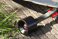 Black Pigmented Skateboard Wheel Thumbnail